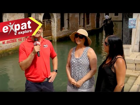 Venice Holidays - Affordable Italy Coach Tours - Expat Explore Travel