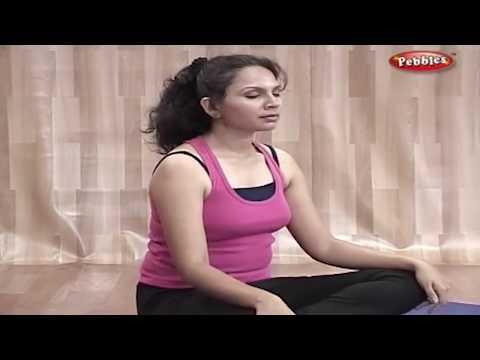 Yoga For Heart Diseases & High BP || Ujjayi Pranayam || Yoga in Telugu