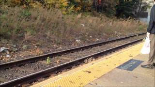 MBTA Red Line and Commuter Rail Porter Square