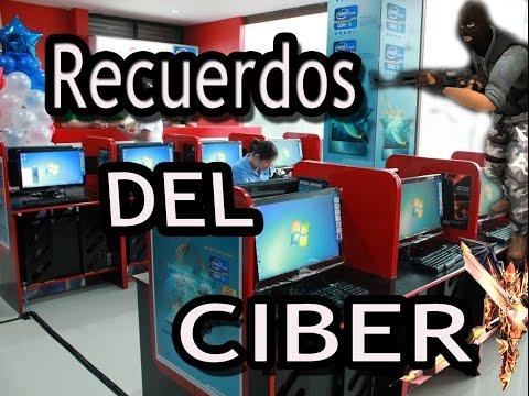 Vamos al ciber? NOSTALGIA - JUEGOS DE CYBER