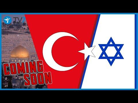 Coming Soon… Turkey-Israel Relations; Friend Or Foe? Jerusalem Studio 579 Trailer