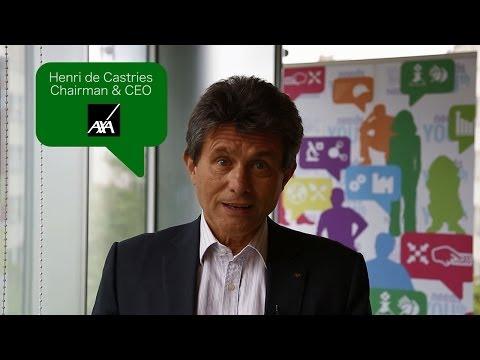 Nestlé business partner AXA on Alliance for YOUth