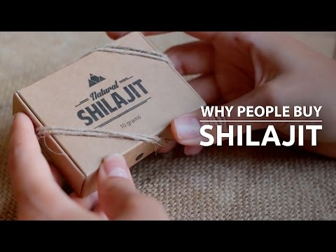 Benefits of Shilajit Resin - Why People Buy Natural Shilajit Resin? thumbnail