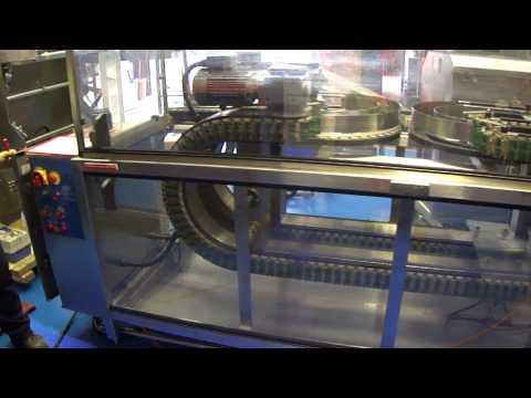 ROSS ENGINEERING Bottle Inverter Rinser