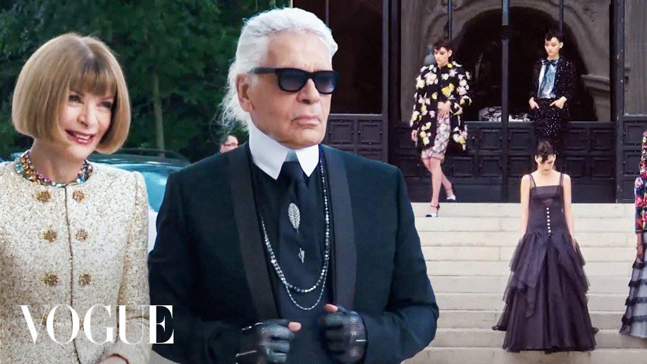 Анна Винтур Маргарет Куэлли и София Коппола о будущем Chanel  Vogue Россия