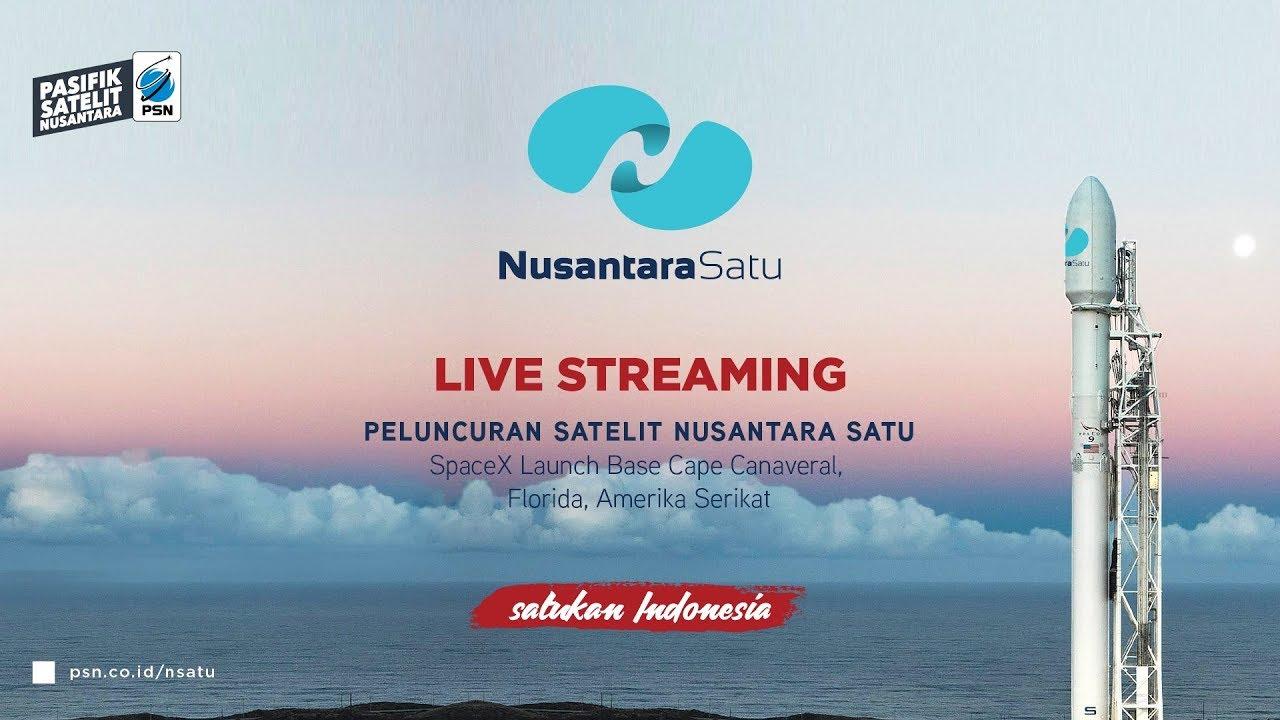 Nusantara Satu - Pasifik Satelit Nusantara