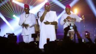 VIDEO: Don Jazzy and Dr. Sid Performs Surulere