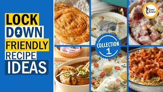 Lockdown Friendly Recipe Ideas Collection 1 By Food Fusion