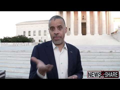 Interview: Larry Sharpe on Third Party Inclusion in Presidential Debates