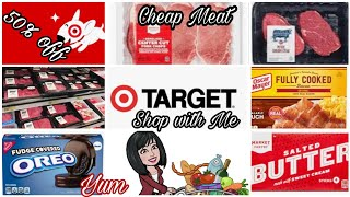 TARGET CLEARANCE & GROCERY SHOPPING | SHOP WITH ME