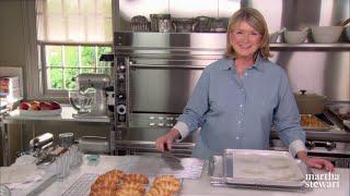 Martha Stewart's Tips and Tricks for Croissants | Martha Bakes | #Shorts