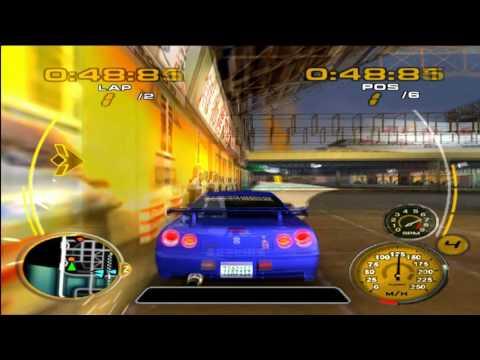 Midnight Club 3 DUB Edition Remix - All Tokyo Challenge Circuit Races