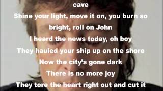 BOB DYLAN-ROLL ON JOHN(COVER)