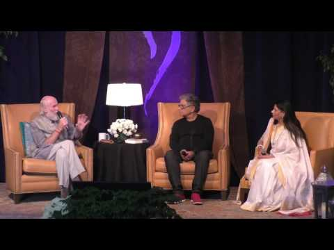 Conversation with Deepak, Vamadeva, Shambhavi.   Ultimate mysteries of reality.