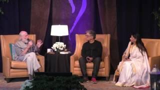 Conversation with Deepak, Vamadeva, Shambhavi.   Ultimate mysteries of reality.