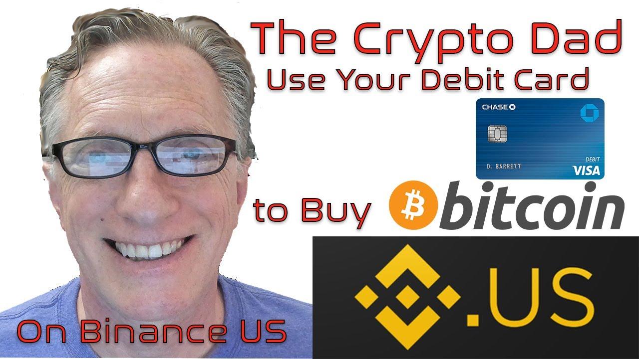 Use a Debit Card on Binance US to Buy Bitcoin!