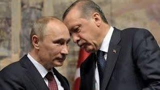 أردوغان يصف بوتين بكلمة..تعرف عليها..وبوتين يتحدث عن حل سوري يرضي الجميع..ما هو؟-تفاصيل