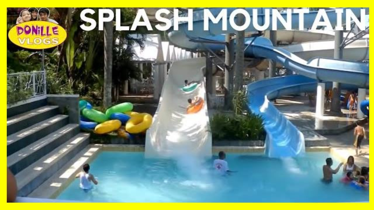 splash mountain resort los banos laguna, philippines | family pinoy