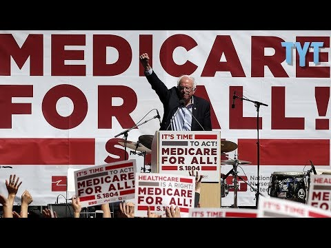 Medicare For All Polls: Senate Democrats Lagging Behind Voters