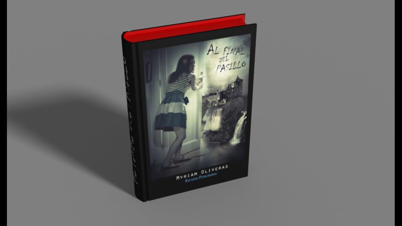 Crear un libro 3d en ps cc 2014 parte 3 crear la portada - Como hacer un libro hueco ...