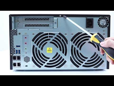 TS-873|Tutorials Of Fan Installation And Cleaning