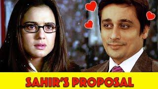 Sahir Lodhi's Romantic Proposal | MangoBaaz