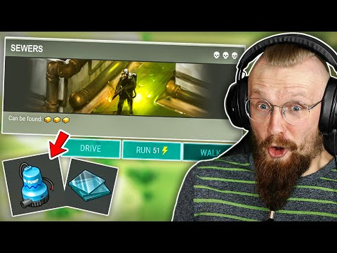 I FOUND MAX AMOUNT OF RARE REWARDS IN THE SEWERS! - Last Day on Earth: Survival