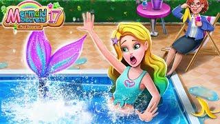 Mermaid Secrets17 – Summer Pool Disaster by JoyPlus Tech (Premiere Version)