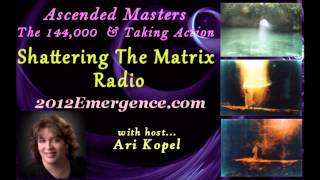 Ascended Masters, The 144,000 and Taking Action - Ari Kopel