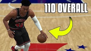 Can A 110 Overall Player Lead The Bulls To A Championship? NBA 2K18 Challenge!