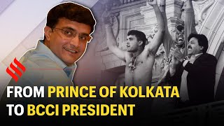 Sourav Ganguly: Everything you need to  know about the new BCCI chief