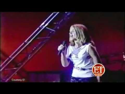 Now I Live (by Crystal Lewis) - Katy Hudson (Katy Perry)