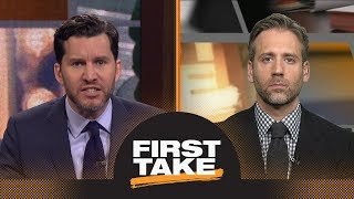 Max and Will debate if LeBron James and Cavaliers will beat Celtics in Game 2 | First Take | ESPN