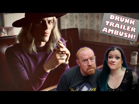 Stardust (David Bowie Biopic, 2020) – Drunk Trailer Ambush!