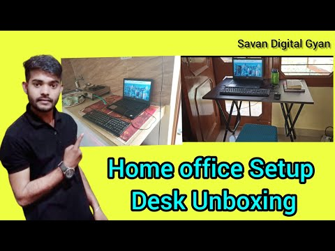 unboxing-of-unboxing-table-|-flipkart-perfect-homes-study-table-unboxing-&-review-😂