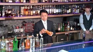 2013 Suntory Cocktail Award 調酒講座 - 製作經典調酒的重點 (3/4)