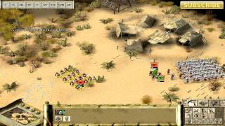 "Praetorians Gameplay: Skirmish vs Easy CPU ""John"""