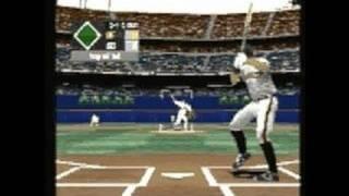 Interplay Sports Baseball 2000 PlayStation