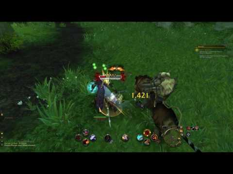 World Of Warcraft With A Controller
