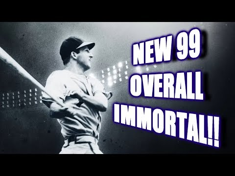 BRAND NEW IMMORTAL!!! (Easy To Acquire!!) - MLB The Show 18 Diamond Dynasty Update