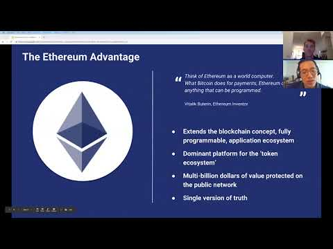 What Is Enterprise #Ethereum? [Webinar]