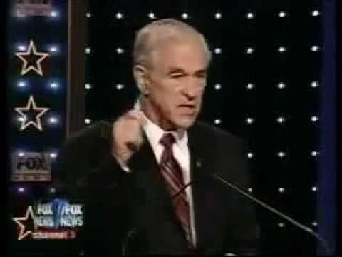Ron Paul Incredible Video Twice Removed YouTube www Keep Tube com webm   YouTube 16