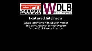 Daulton Varsho Elliot Ashbeck 2019 baseball preview