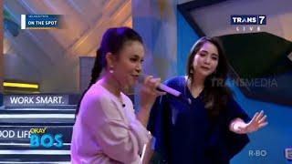 "Download Rossa Feat Nagita Slavina - ""Hati yang Kau Sakiti"" | OKAY BOS (22/07/20) Part 6"