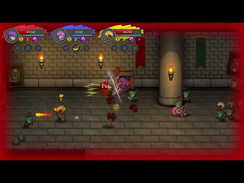Game Play LOST CASTLE #kovitgamer #ryu&ken |
