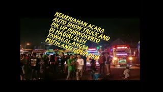 Download Lagu AUTO SHOW TRUCK AND PICK UP PURWOKERTO2019  dj tones and i dance monkey mp3