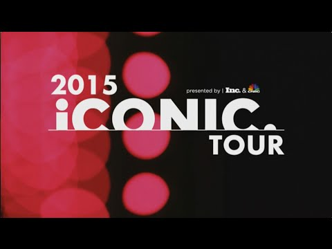 Inc. & CNBC Present the 2015 iCONIC Tour