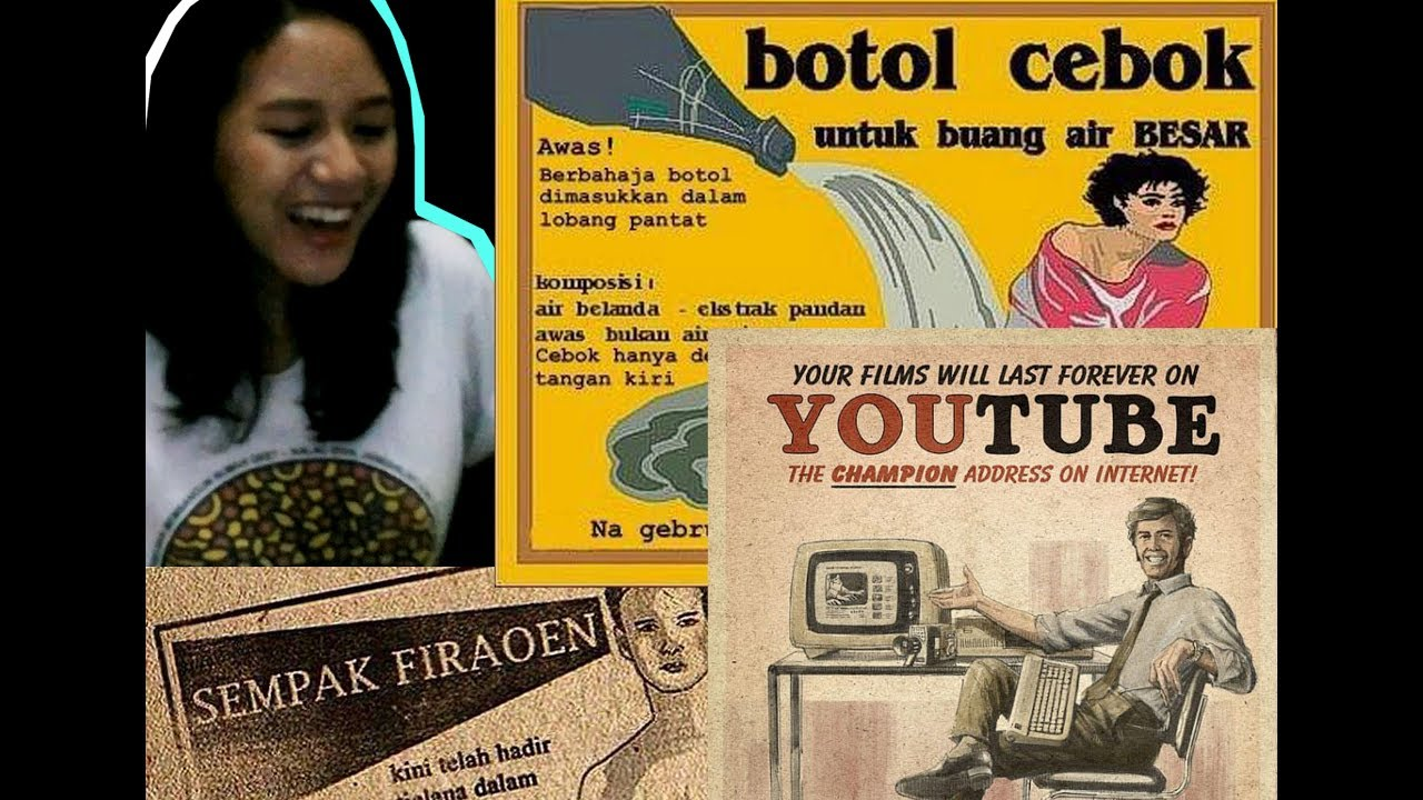 Iklan Jadul Yang Memorable Jaman Belanda