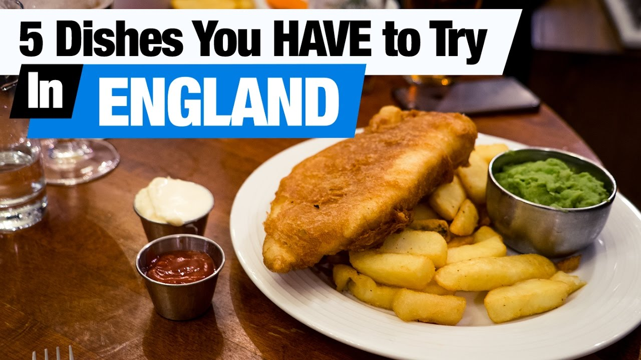 British food tour 5 dishes you have to try in england americans british food tour 5 dishes you have to try in england americans try british food youtube forumfinder Choice Image