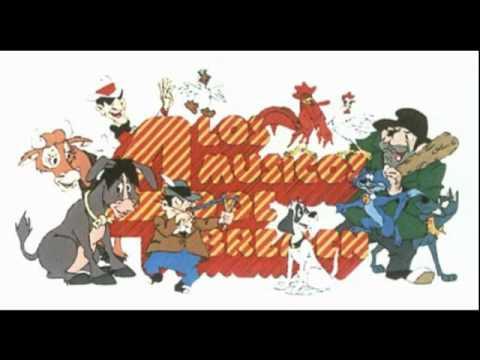 BSO Los Trotamúsicos   Track 01